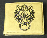 Final Fantasy Advent Children: Cloud Symbol Fenrir Tan Wallet