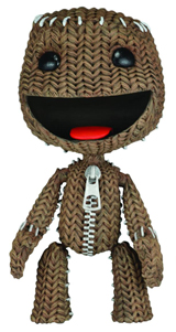 Little Big Planet: Happy Sackboy Figure