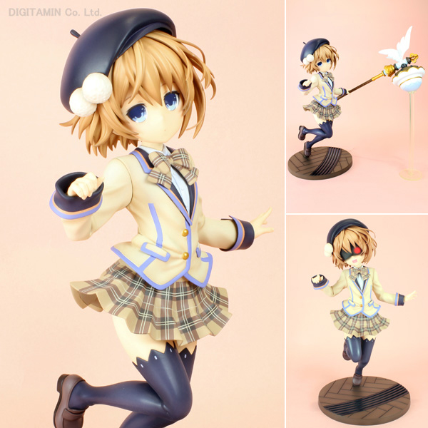 Hyperdimension Neptunia Blanc 1/7th Scale Figure