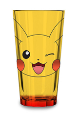 Pokemon Pikachu Foil Print Pint Glass