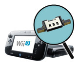 Nintendo Wii U Repairs: Gamepad Bottom Charging Port Replacement Service