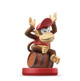 amiibo Diddy Kong Super Mario Series