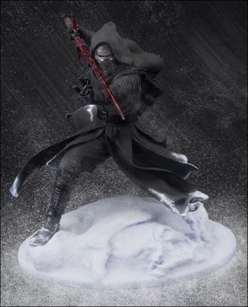 Star Wars: The Force Awakens Kylo Ren ArtFX Statue 1