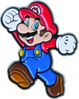 Nintendo Super Mario Series 1 Collecter Pins