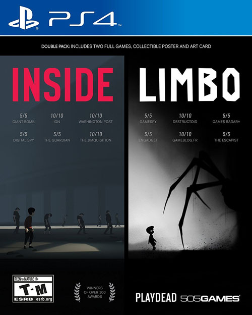 INSIDE / LIMBO Double Pack