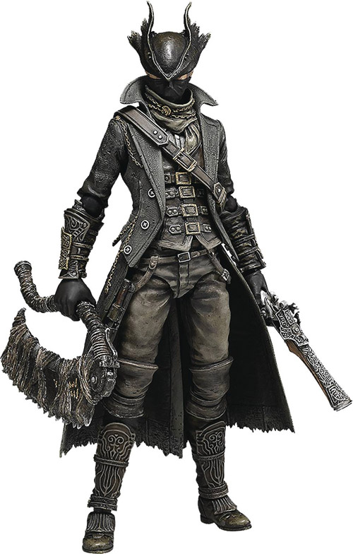 Bloodborne: Hunter Figma
