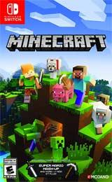 NSW Minecraft Boxart
