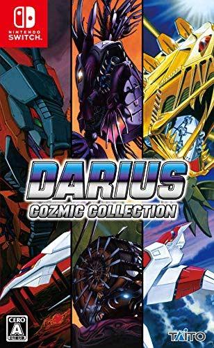 Darius Cozmic Collection