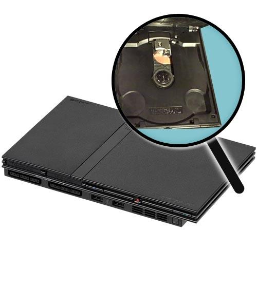 PlayStation 2 Slim Repairs: Door Switch Repair Service