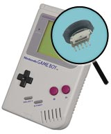 Game Boy Repairs: Volume Dial Replacement Service
