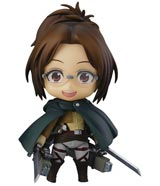 Attack on Titan: Hanji Zoe Nendoroid