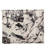 Harry Potter Magical Creatures All Over Print Bi-Fold Wallet