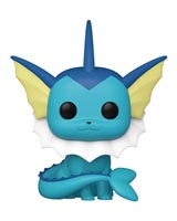 Pop Games Pokemon Vaporeon Vinyl Figure