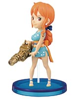 One Piece World Collectible Wano Country Style 2 Mini Figures BMB