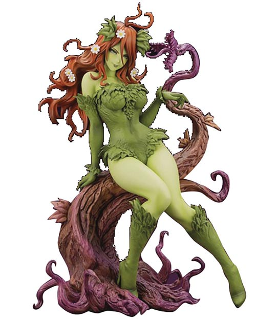 DC Comics Poison Ivy Returns Bishoujo Statue Limited Edition