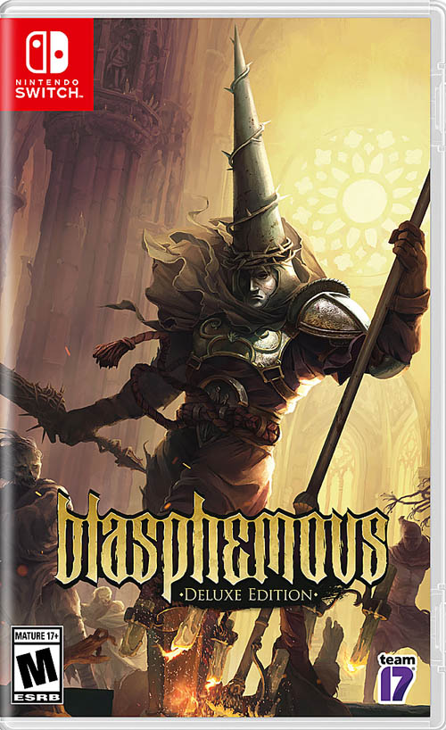 Blasphemous Deluxe Edition