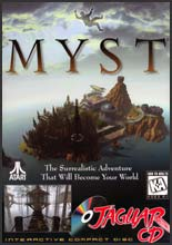 Myst Jaguar CD