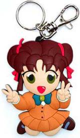 Fushigi Yugi Miaka Die Cut Key Chain