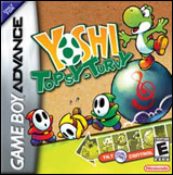 Yoshi Topsy Turvy