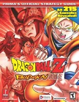 Dragon Ball Z: Budokai Official Strategy Guide