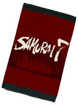 Samurai 7 Silhouette Wallet