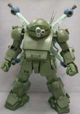 Armored Trooper Votoms: Space Battle Scopedog 1/12 Full Action Figure