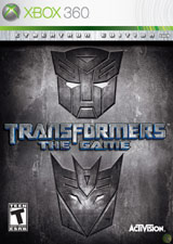 Transformers The Game Cybertron Edition