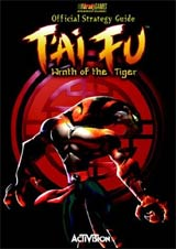 Tai Fu: Wrath of the Tiger Official Strategy Guide Book