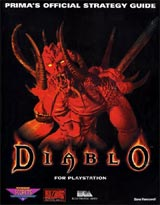 Diablo Official Strategy Guide Book