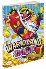 Wario Land Shake It Premiere Edition Guide