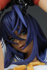 Ikki Tousen: Kanu Unchou Chained PVC Figure