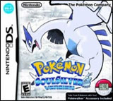 Pokemon SoulSilver with Pokewalker