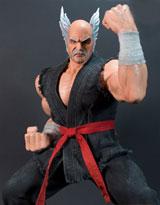 Tekken 6 Heihachi Mishima 1/4 Scale Statue