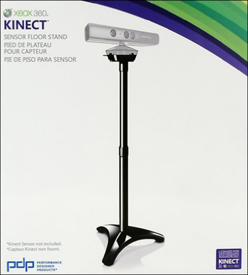 Xbox 360 Kinect Floor Stand