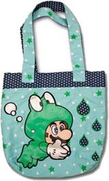 Nintendo Frog Suit Mario Tote Bag