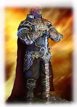 Legend of Zelda: Twilight Princess Ganondorf Statue