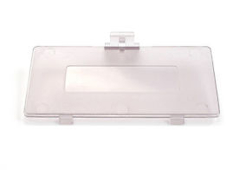Game Boy Pocket Battery Cover Clear