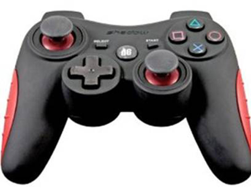 PS3 Shadow Wireless Controller Black by DreamGear