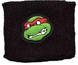 Teenage Mutant Ninja Turtles TMNT Retro Raphael Sweatband