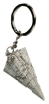 Star Wars Star Destroyer Replica Keychain