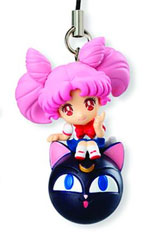 Sailor Moon Twinkle Dolly Mascots Chibiusa