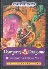 Dungeons & Dragons: Warriors of the Eternal Sun