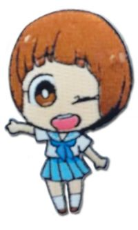KILL la KILL SD Mako Patch