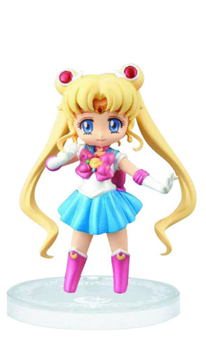 Sailor Moon Crystal Collectible Vol 1 Sailor Moon Figure