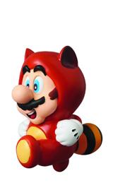 Super Mario Bros Tanuki Mario Series 1 Figure