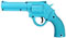 Super Nintendo Justifier Gun / Blue