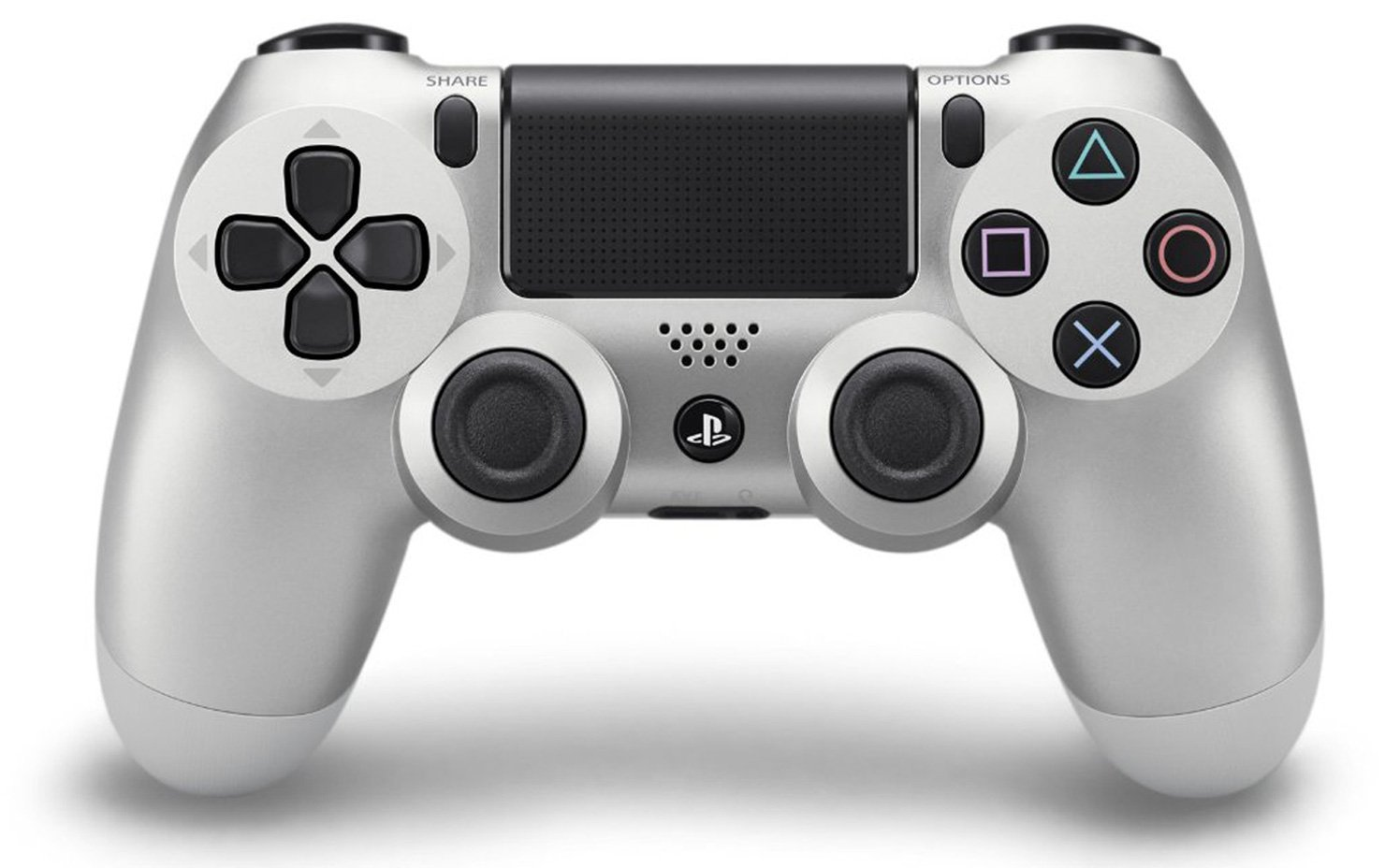 Playstation 4 DualShock 4 Wireless Controller Silver Sony
