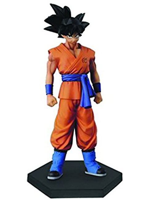 Dragon Ball Super DXF Goku 6 Inch PVC Figure