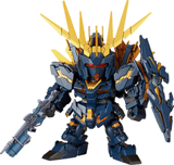 Gundam Unicorn Banshee Norn 015 Destroy Mode Mini Figure