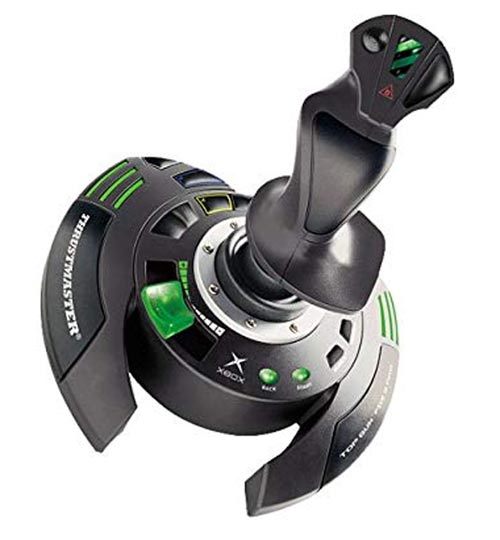 Xbox Top Gun Fox 2 Pro Flight Stick by Thrustmaster